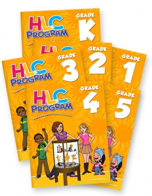 HLC Curriculum Set of 5
